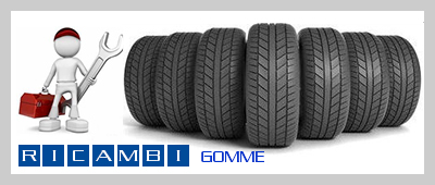 Ricambi gomme